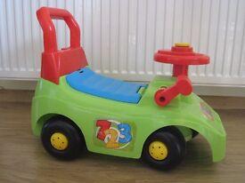 Toddler Trike - Mothercare trike 5 in 1