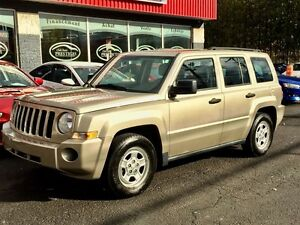 2010 Jeep Patriot Sport/North ***GARANTIE & INSPECTÉ***