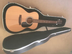 Martin 00018 with ohsc and fishman neo pickup