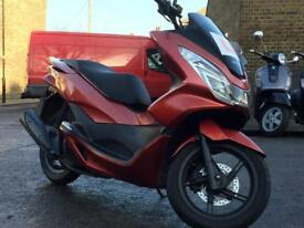 Honda Pcx new shape