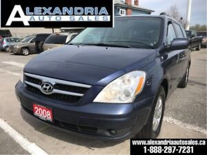 2008 Hyundai Entourage GLS/power sliding doors/safety included