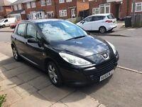 Peugeot 307 1.6 hdi diesel ideal for new drivers cheap insurance and tax