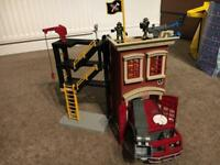 Imaginext Fire Station
