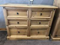 Double Chest of Drawers