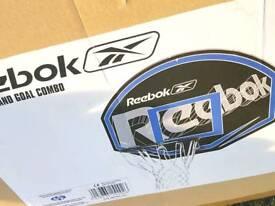 Reebok Basketball Steel Classic Rim (112 cm) UV Resistant Impact Backboard