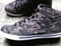 Lonsdale Camouflage Trainers