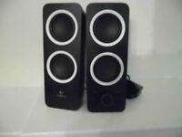 Logitech Multimedia Speakers Z200 10W