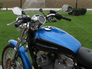 2004 harley-davidson XL883C Custom   Stage 1 Exhaust and Progres London Ontario image 14