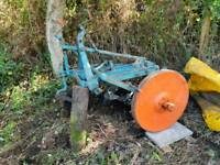 Fordson Major Mounted Plough