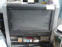 "32"" sony tv with built in freeview on stand"