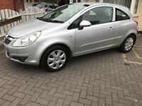 Corsa 1.2 2007! 1 FORMER KEEPER! Only 73k FSH! Not Clio ford polo micra Honda Peugeot Citroen