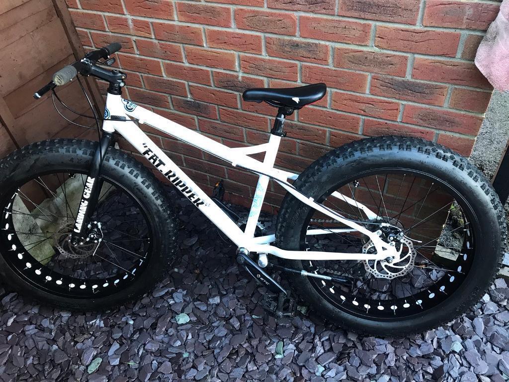 Coyote Fat Ripper Fat Bike In Orrell Manchester Gumtree