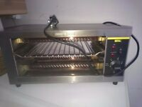 Buffalo GF453 Electric Quartz Salamander Grill