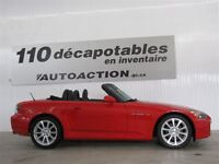 2007 Honda S2000 MOTEUR 237 HP EXCELLENTE CONDITION