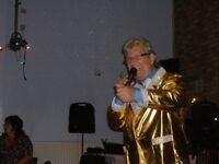 ROCKNROLL SINGER SUTTON COLDFIELD/WEST MIDLANDS/BIRMINGHAM/MIDLANDS