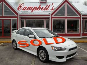 2012 Mitsubishi Lancer SE SUNROOF!! HEATED SEATS!! CRUISE!! AIR!