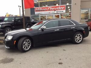 2017 Chrysler 300 C AWD|LEATHER|NAVIGATION|PANORAMIC SUNROOF|
