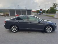 Volkswagen, PASSAT, Saloon, 2015, Manual, 1968 (cc), 4 doors