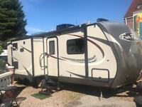 American/Uk travel caravan lite weight