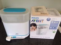 Phillips Avent Steriliser 3 in 1