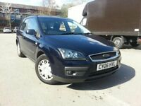 06 plate- Ford Focus 1.6 diesel - estate - one year mot - good in road tax - brilliant fuel economy
