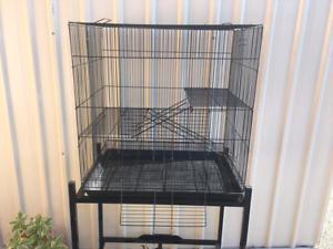 BRAND NEW 3 LvL rat cage; trolley extra $35, eftpos available