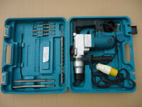 SDS HAMMER DRILL 110 Volt, NEW UNUSED, FOR SALE.