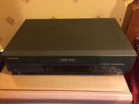 Panasonic Superdrive VCR