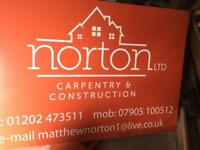 Norton carpentry and construction