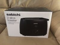 Sabichi Toaster brand new in box