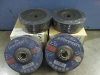 Grinding Discs for metal 100mm x 6mm