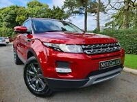Jul 2013 Land Rover Range Rover Evoque 2.2 SD4 Pure 5dr Auto LOVELY JEEP, GREY ALLOYS, PRIVACY GLASS