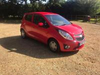 10/60 Chevrolet Spark 1.2 LS 5DR 43000k £30 TAX