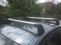 Genuine BMW roof bars for 3 Series