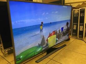 "Samsung 60"" smart 4k ultraHD Tv wi-if warranty"
