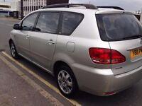 2001 (Y reg) Toyota Avensis Verso GLS 5dr MPV★★★7 SEATS★★★SAT NAV★★★AIR CON★★★