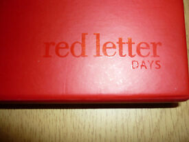 £300 Red Letter Days Voucher