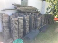 Min 1,250 block paving slabs