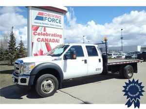 2014 Ford Super Duty F-550 XLT Crew Cab 4x4 - 39,158 KMs