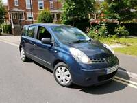 2008/57 REG NISSAN NOTE 1.4 VISIA ** 1 OWNER ** £1295