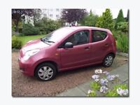 Suzuki Alto Low mileage car cheap to run
