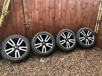 "Range Rover, Land Rover Discovery 20"" Genuine Alloy Wheels, Alloys As New"