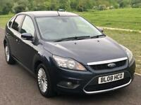 Ford Focus 2.0 TDCi Titanium 5dr, 3 Months Warranty, Full Service History, Just Serviced, 2 P Owners