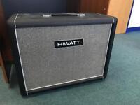 "Hiwatt 2x12"" speaker cab. Fane speakers"