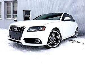 2011 Audi S4 3.0 (S tronic)  AWD , SUNROOF, LEATHER & HEATED SE