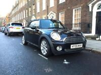 MINI Cooper Convertible - 2010 - Black - Priced to sell!