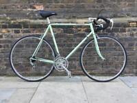 Vintage PEUGEOT & RALEIGH Racing Road Bikes - Restored Retro Steel Frame Racers - Classic