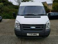 FORD TRANSIT 2007 NEED REPAIR 110 T300