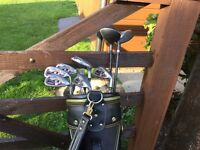 Ram Men's Golf clubs and Bag