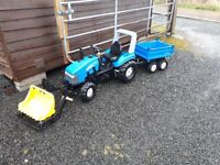 Rolly kids tractors for sale